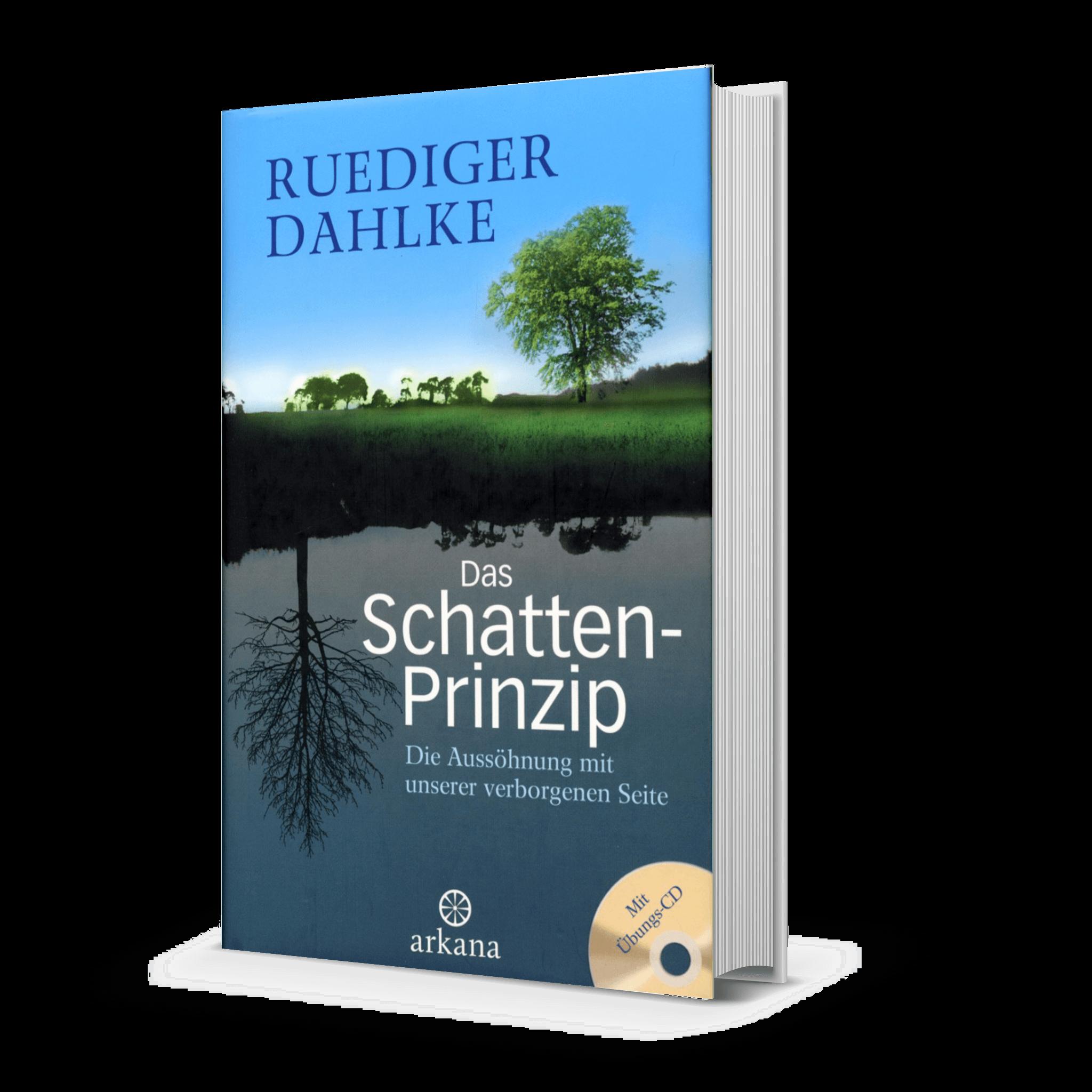 Buch Schattenprinzip Ruediger Dahlke