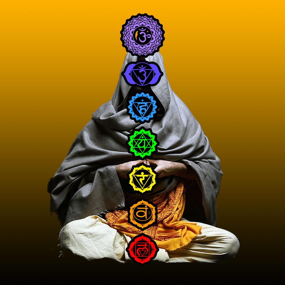 Wie Intuition funktioniert im Chakra-System