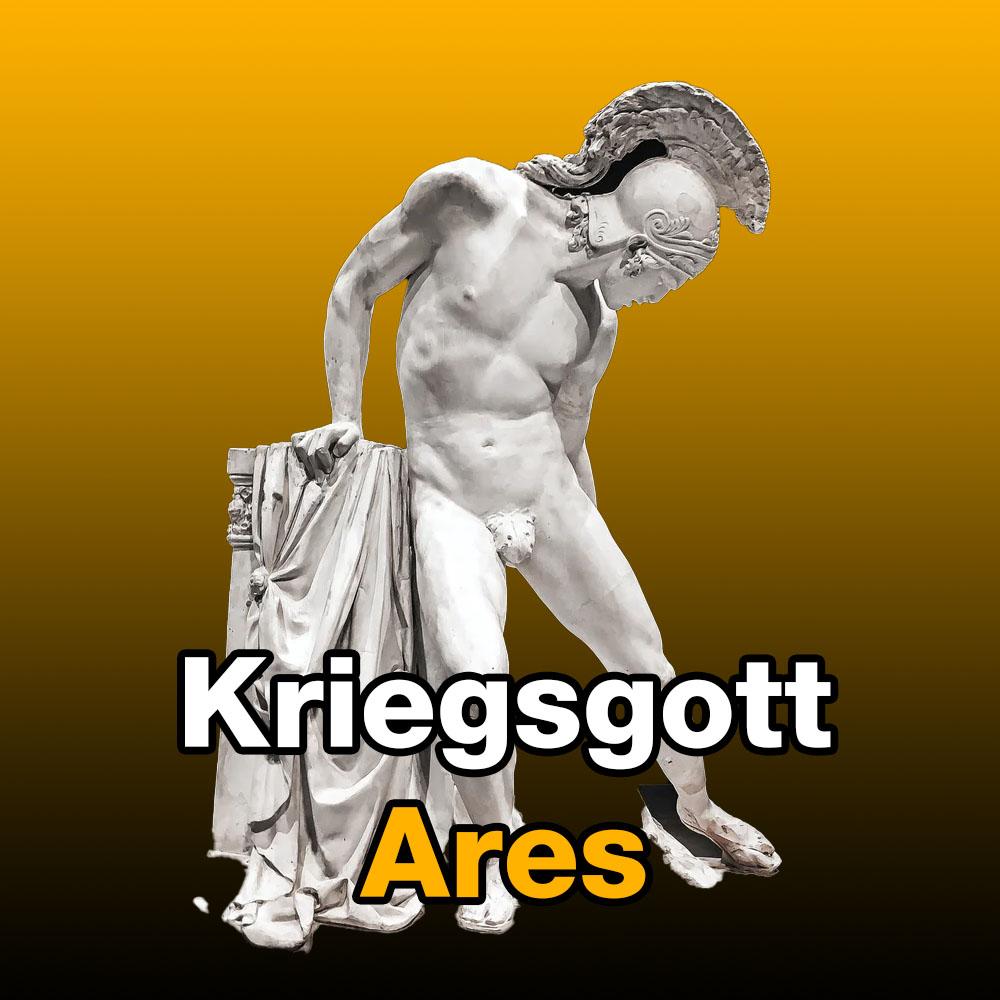 Ares Kriegsgott - Wut