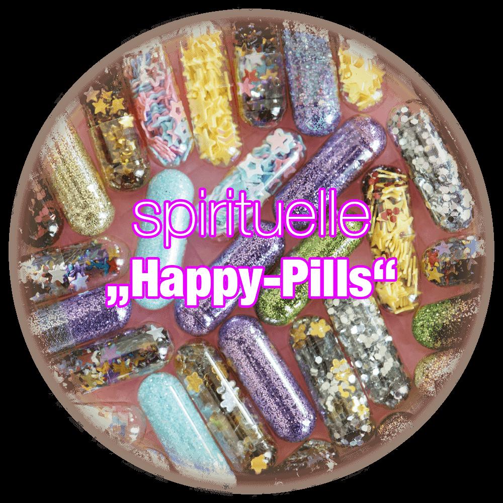 spirituelle Happy Pills - Sofort zu deinem spirituellen Glück Blabla